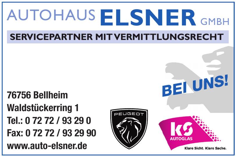 Autohaus Elsner GmbH