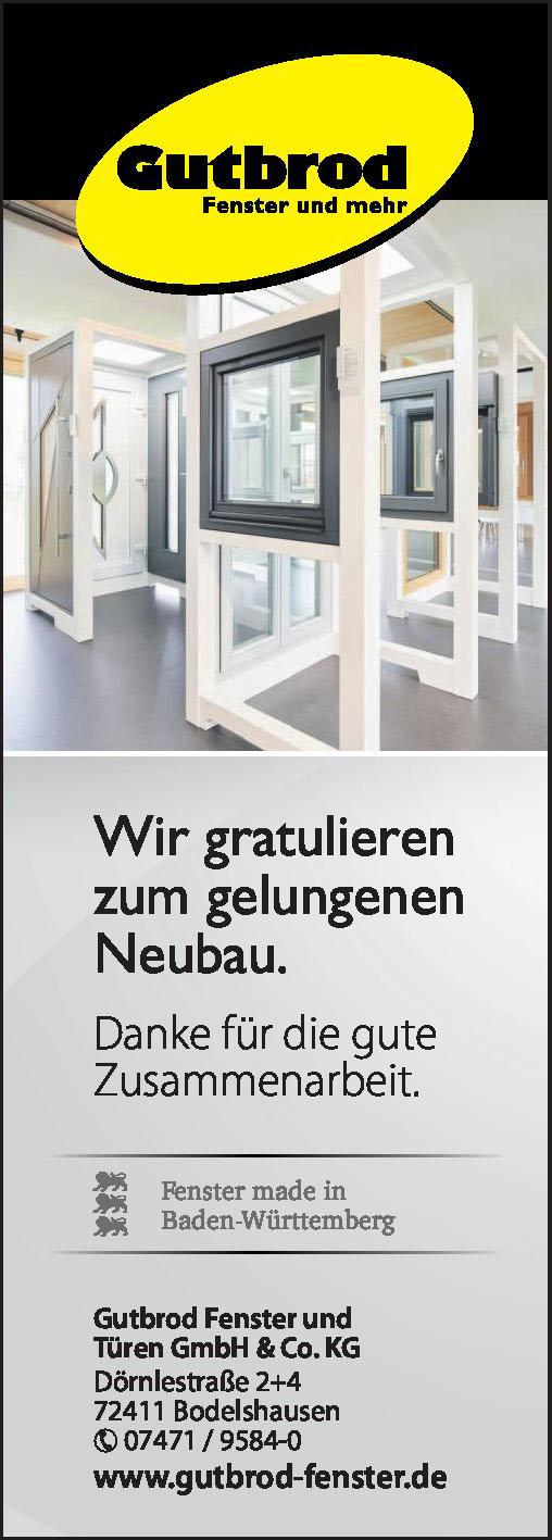 Gutbrod Fenster und Türen GmbH & Co. KG
