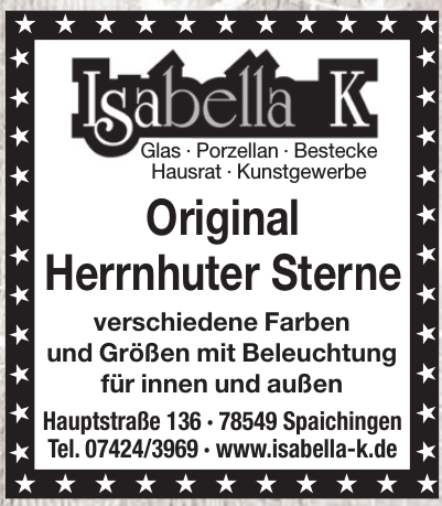 Isabella K