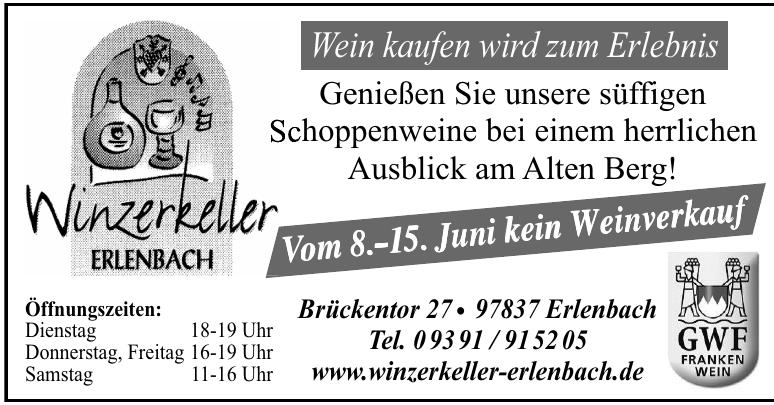 Winzerkeller Erlenbach