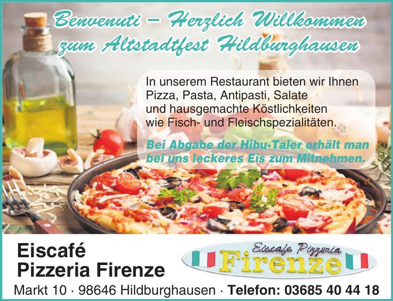 Eiscafe Pizzeria Firenze