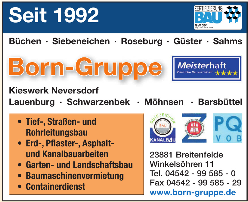 Born-Gruppe