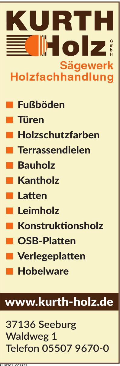 Kurth Holz GmbH