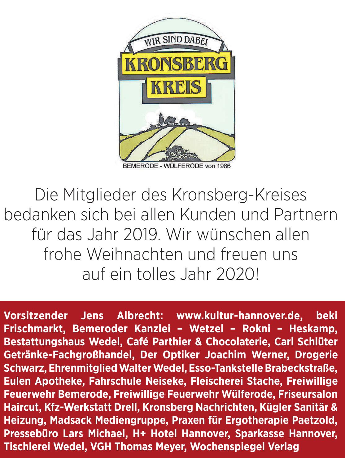 Kronsberg Kreis