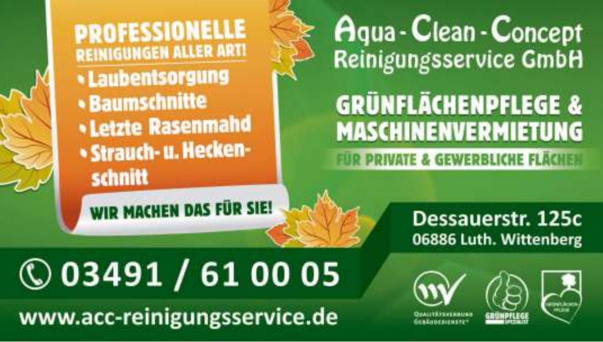 Aqua-Clean-Concept Reinigungsservice GmbH