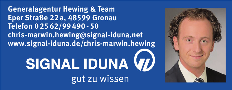 Generalagentur Chris-Marwin Hewing