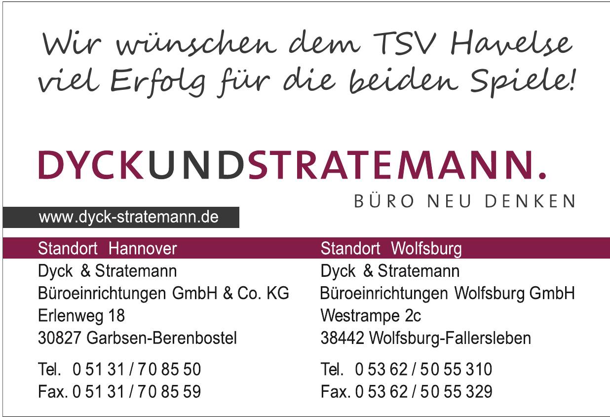 Dyck und Stratemann Büroeinrichtungen GmbH & Co. KG
