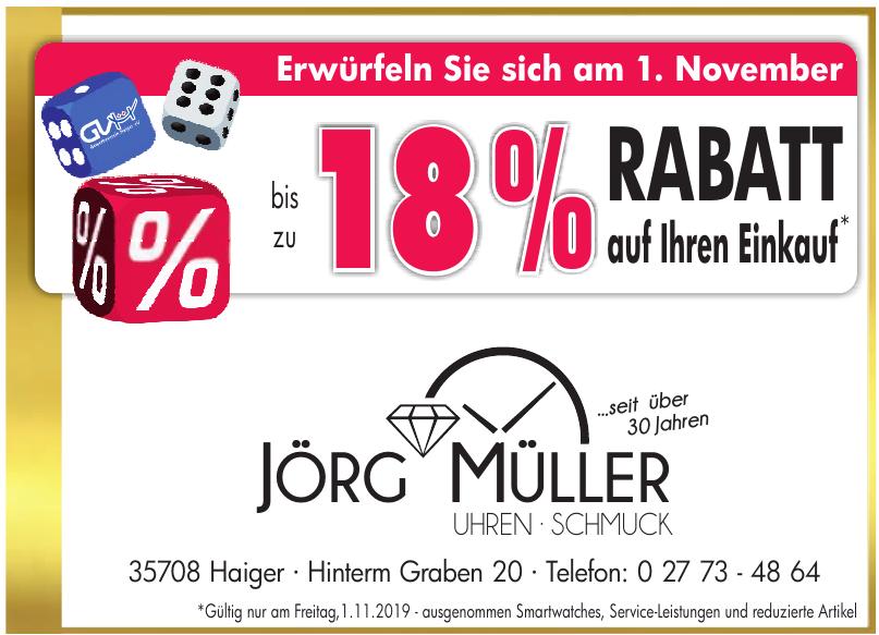 Jörg Müller Uhren - Schmuck