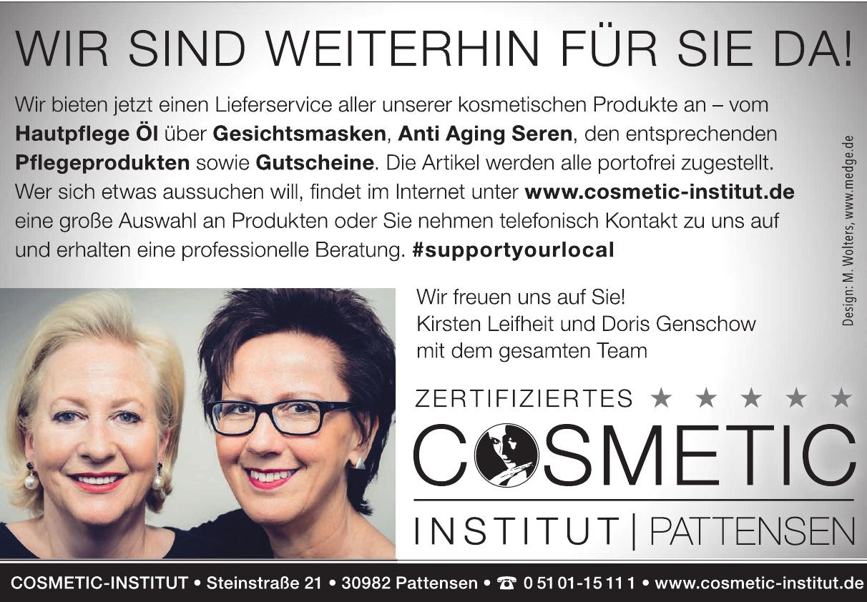 Cosmetik Institut Pattensen