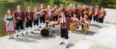 Holger Mück und seine Egerländer Musikanten. Foto: ASA Event