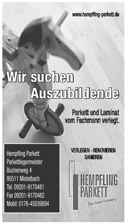 Hempfling Parkett Parkettlegermeister