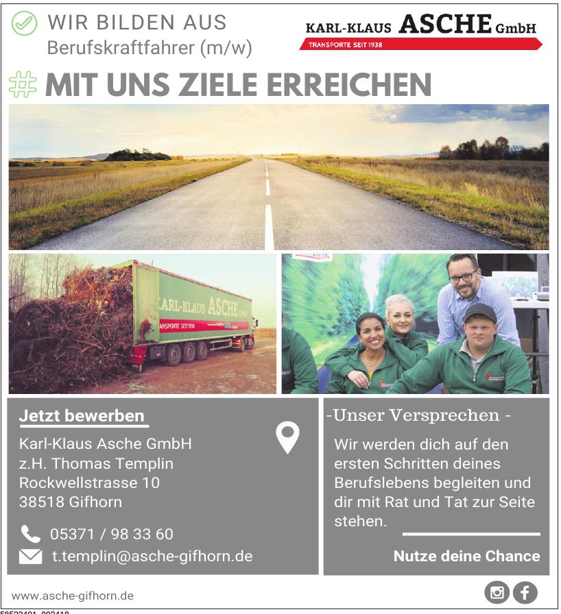 Karl-Klaus Asche GmbH