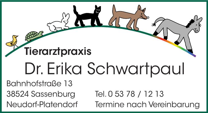 Tierarztpraxis Dr. Erika Schwartpaul