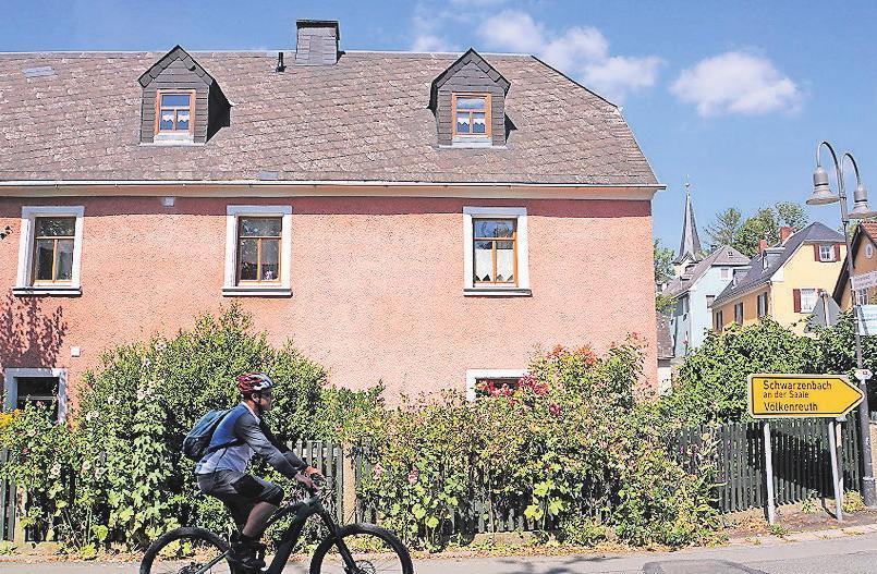 Die Wirtshausradtour führt durch das Fichtelgebirge, das zum größten Teil in Oberfranken liegt. Foto: Martin Cyris
