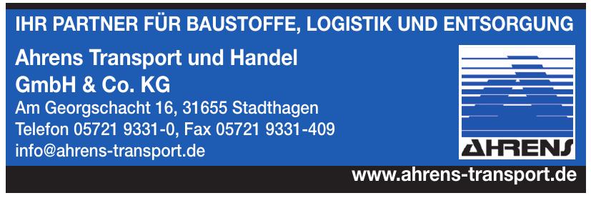 Ahrens Transport und Handel GmbH & Co. KG