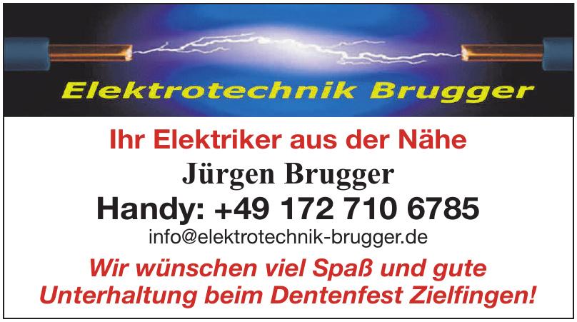 Elektrotechnik Jürgen Brugger