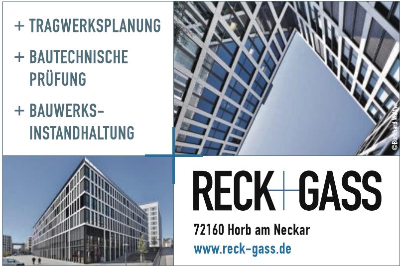 Reck + Gass