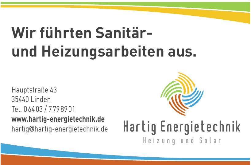 Hartig Energietechnik