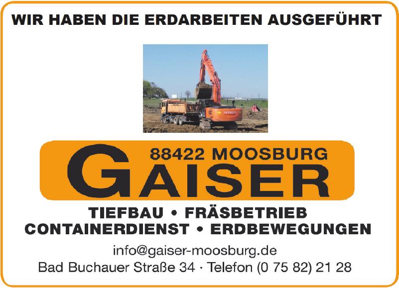 Gaiser