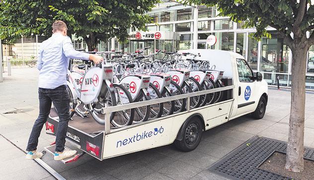 Mit verschiedenen Maßnahmen versucht die Stadt Köln drohende Fahrverbote abzuwenden – Die KVB spielt dabei eine wichtige Rolle Image 1