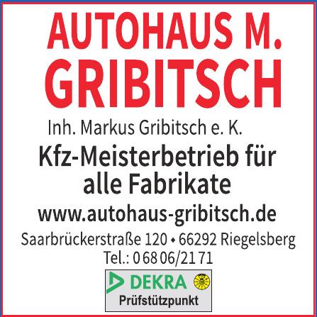 Autohaus M. Gribitsch