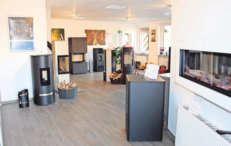 Das Kaminstudio von Schrader & Weber lässt keine Wünsche offen. Foto: privat