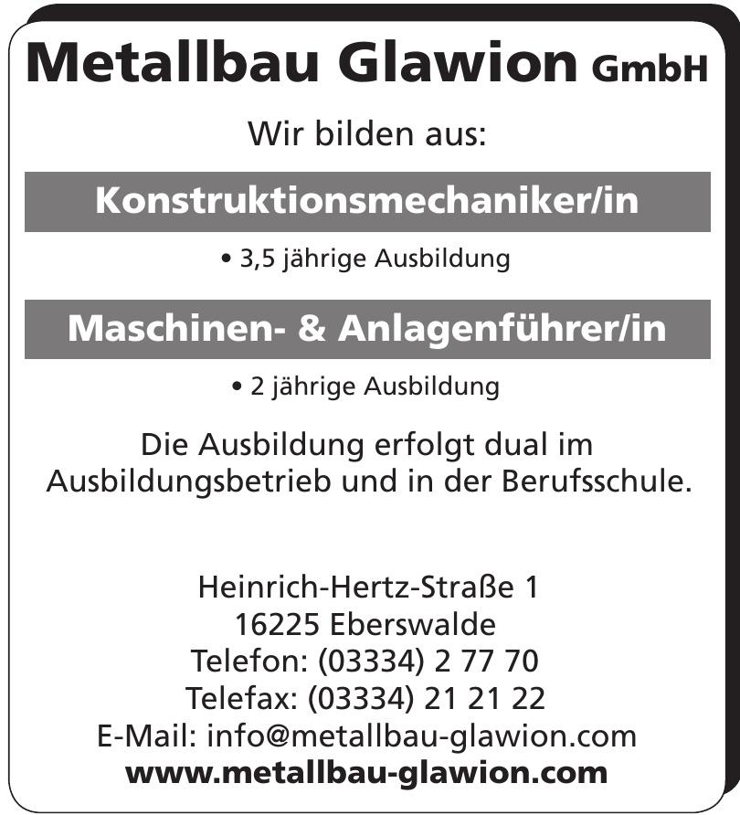 Metallbau Glawion GmbH