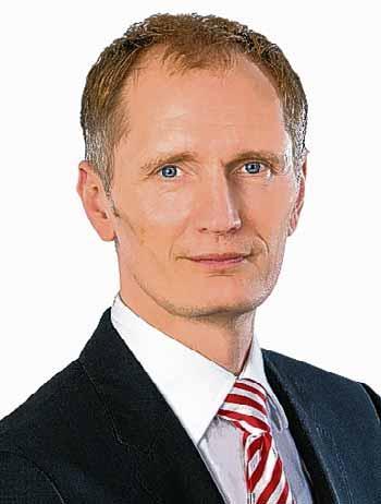 Andreas Dittmann, Bürgermeister Foto: Stadt Zerbst