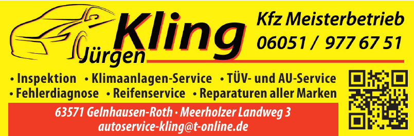 Kling Jürgen