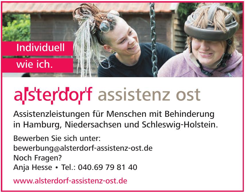 Alstedorf Assitenz Ost Gemeinnützige GmbH
