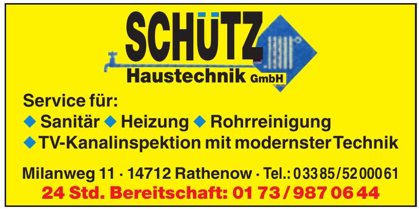 Schütz Haustechnik GmbH