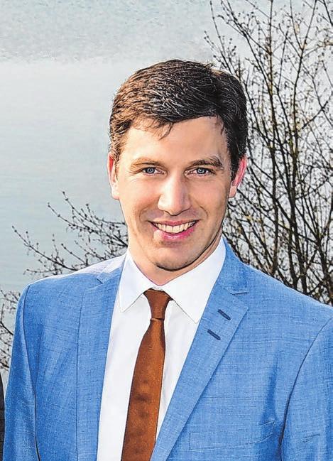 Christoph Hald, Bürgermeister von Gschwend Privat PRIVAT