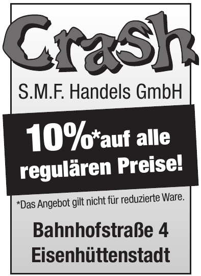 Crash S.M.F. Handels GmbH