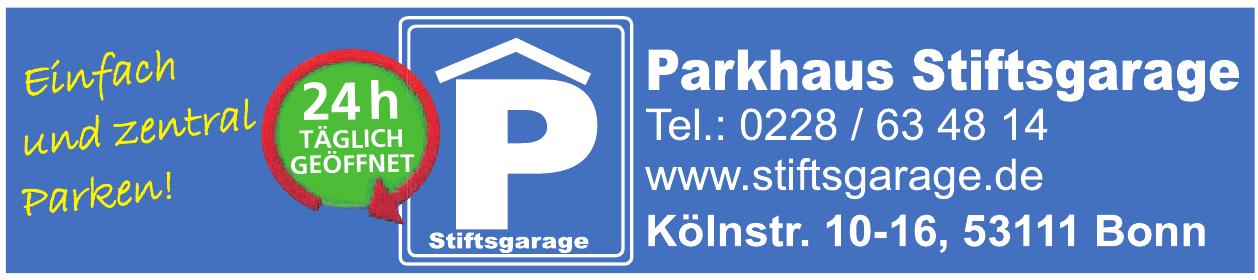 Parkhaus Stiftsgarage Inh. Dirk Wallrath e.K.
