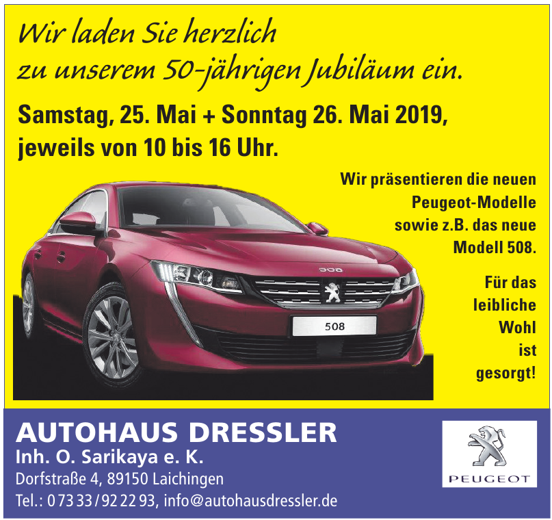 Autohaus Dressler