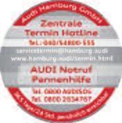 Audi Hamburg Maximaler Telefon-Service Image 1