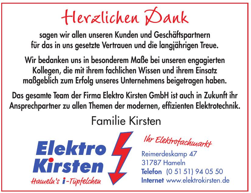 Elektro Kirsten