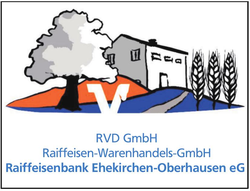 Raiffeisenbank Ehekirchen-Oberhausen eG