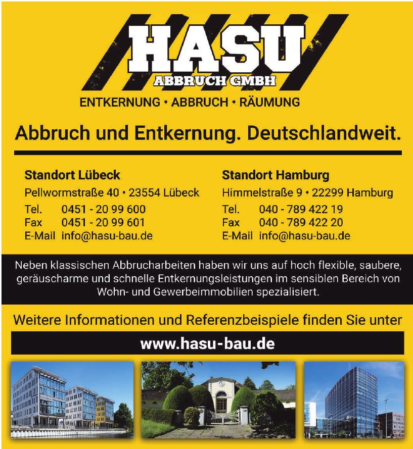 Hasu Abbruch GmbH