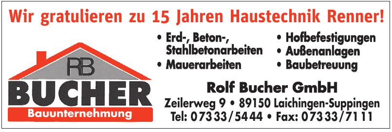 Rolf Bucher GmbH