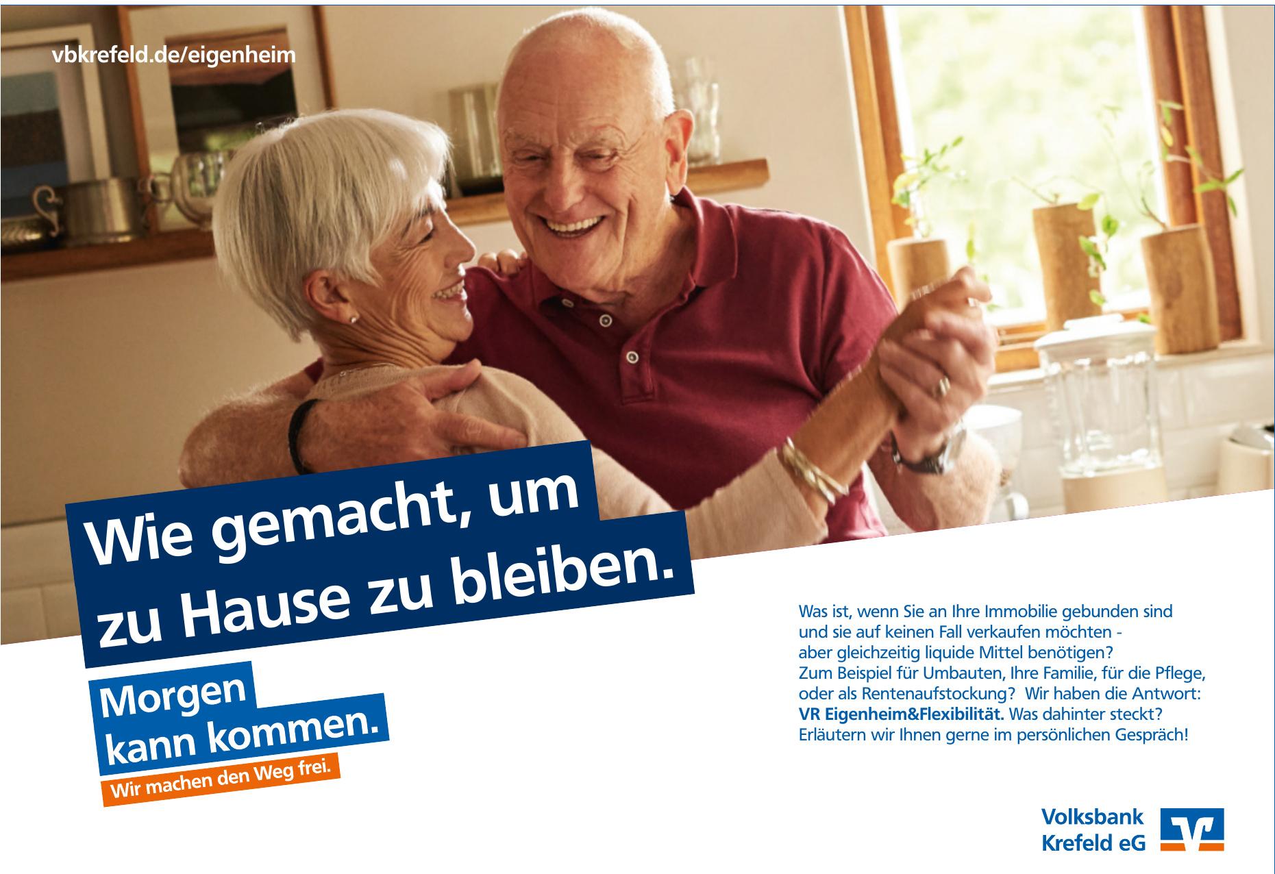 Volksbank Krefeld eG