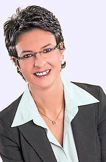 Andrea Ernhofer ist Erste Bürgermeisterin in Kösching. Foto: privat