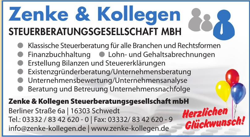 Zenke & Kollegen Steuerberatungsgesellschaft mbH