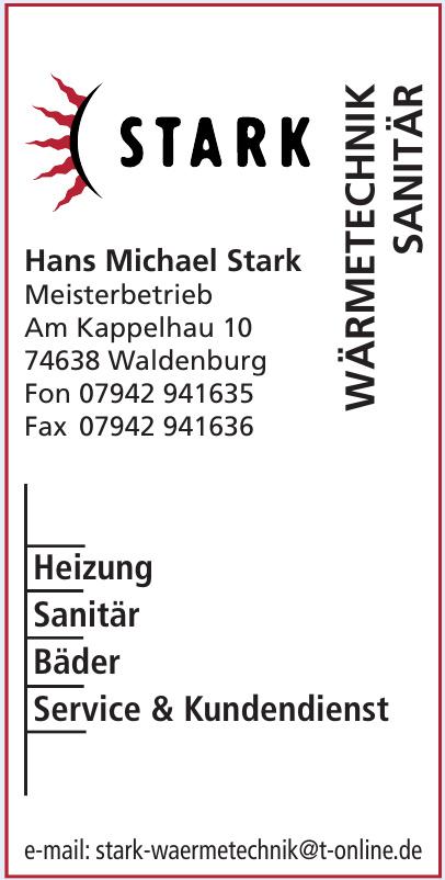 Hans Michael Stark Meisterbetrieb