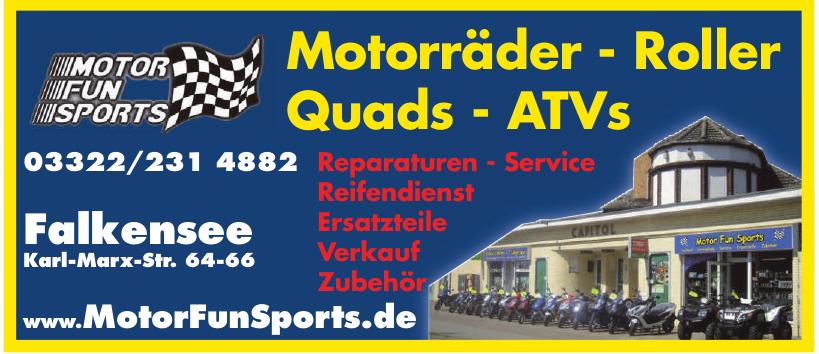 Motor Fun Sports