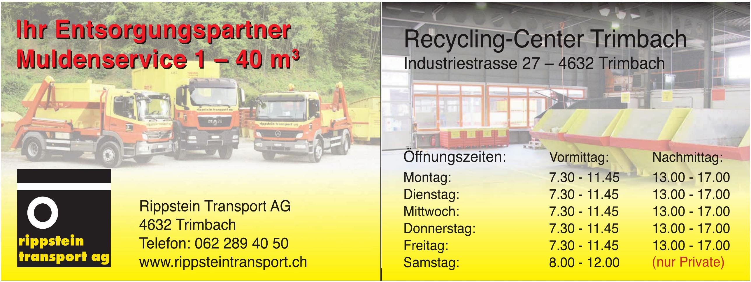 Ripstein Transport AG