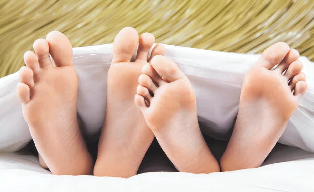 Im Orthopädie Schuhhaus Minder dreht sich alles um gesunde Füße – auch in der Jubiläumswoche. FOTO: COLOURBOX