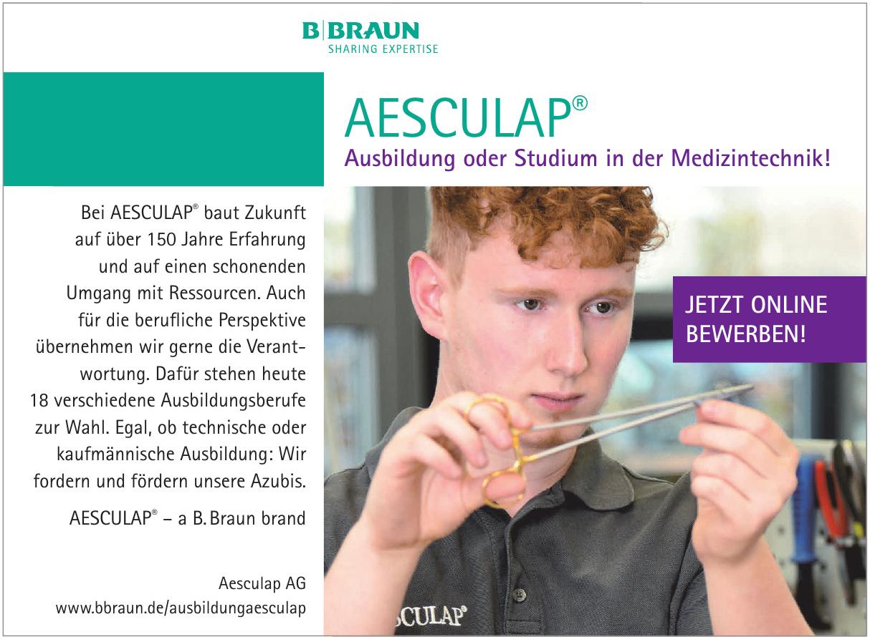 Aesculap AG / Aesculap® – a B. Braun brand