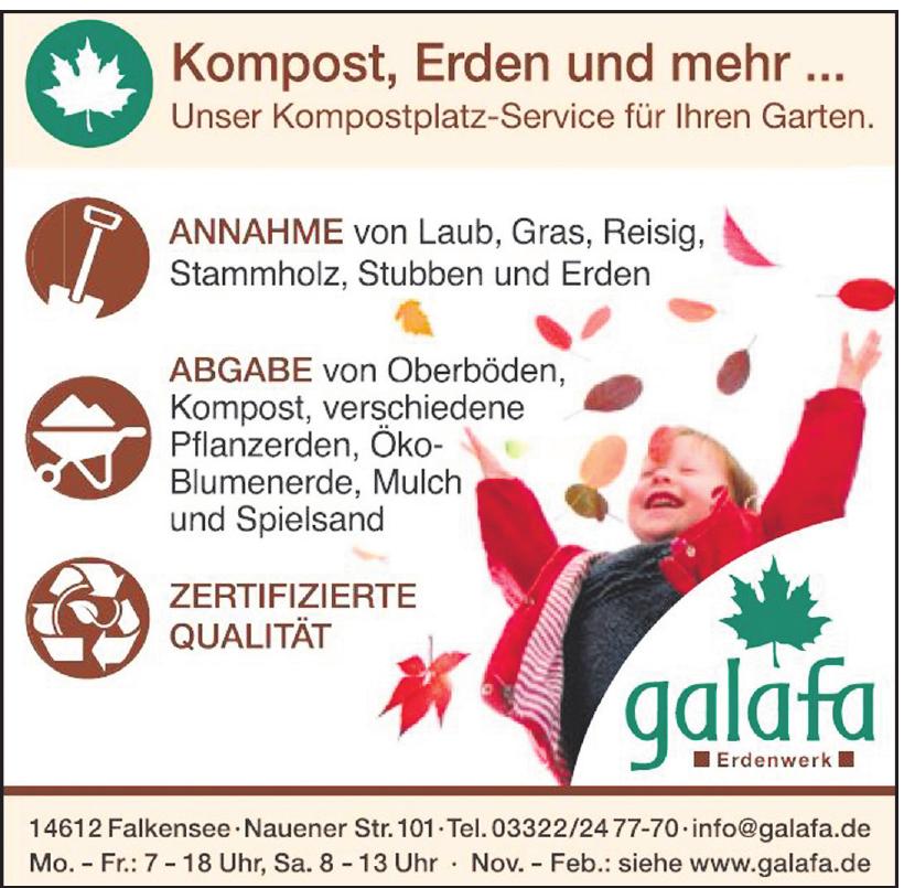 Galafa Erdenwerk