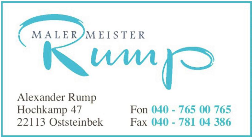 Malermeister Rump